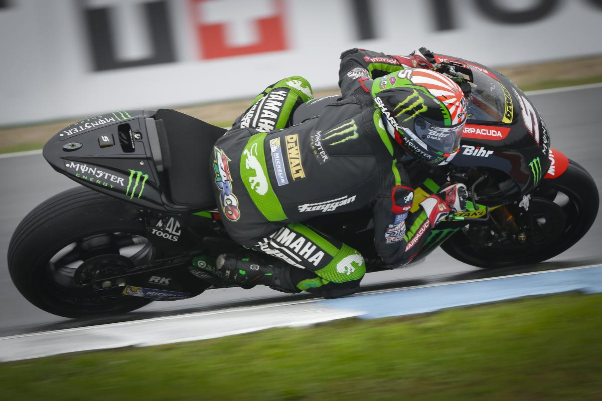 FP1: Zarco pulls a fast one in the rain | MotoGP™