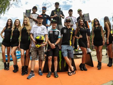 Off-Track, Monster Energy Grand Prix České republiky