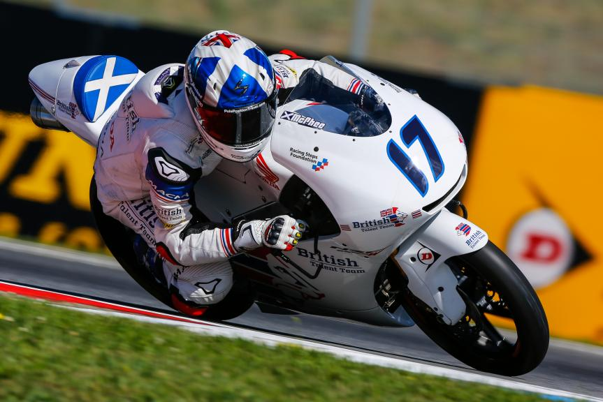 John Mcphee, British Talent Team, Monster Energy Grand Prix České republiky