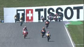 The entire Qualifying session from the #CzechGP of the Moto3™ World Championship.