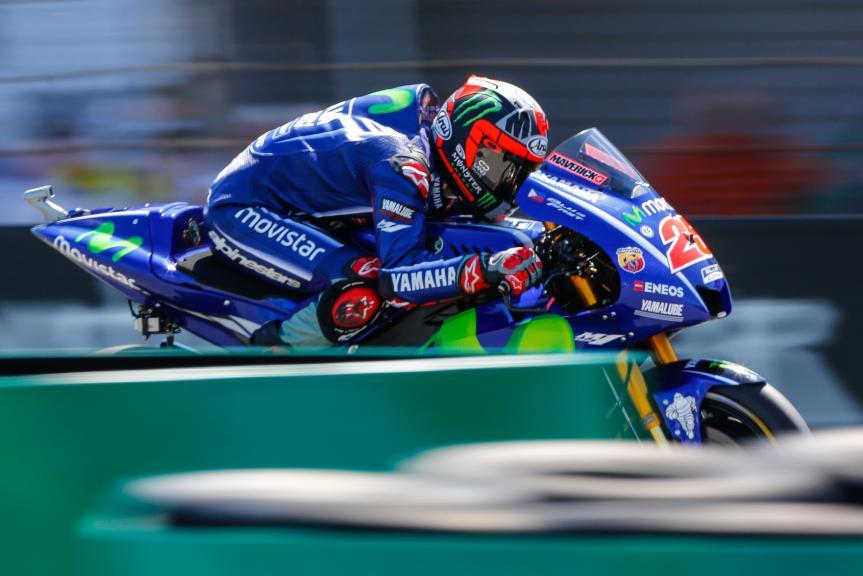 Maverick Vinales, Movistar Yamaha MotoGP, Monster Energy Grand Prix České republiky