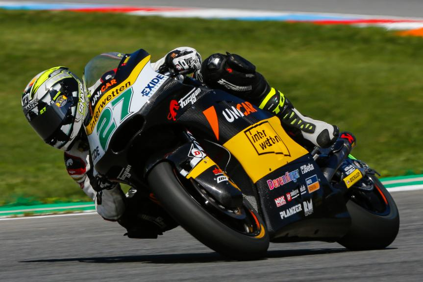 Iker Lecuona, Garage Plus Interwetten, Monster Energy Grand Prix České republiky