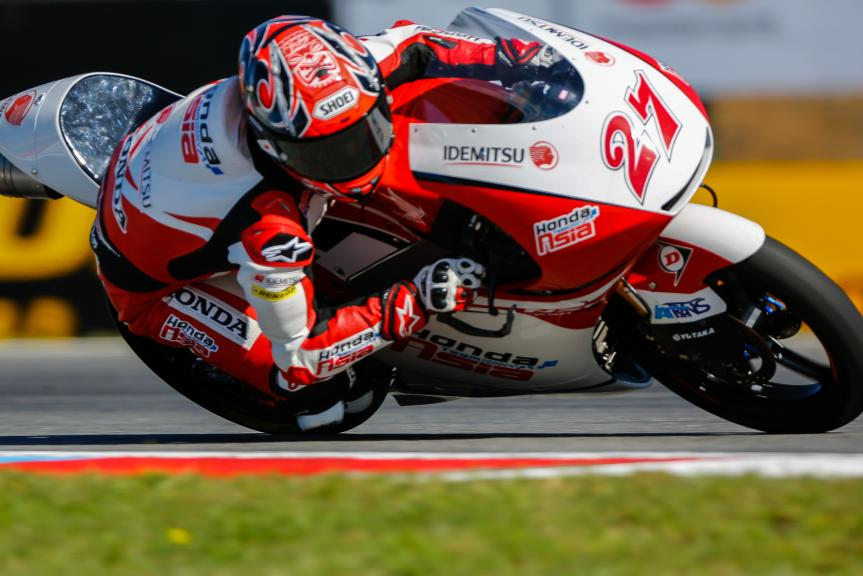 Kaito Toba, Honda Team Asia, Monster Energy Grand Prix České republiky
