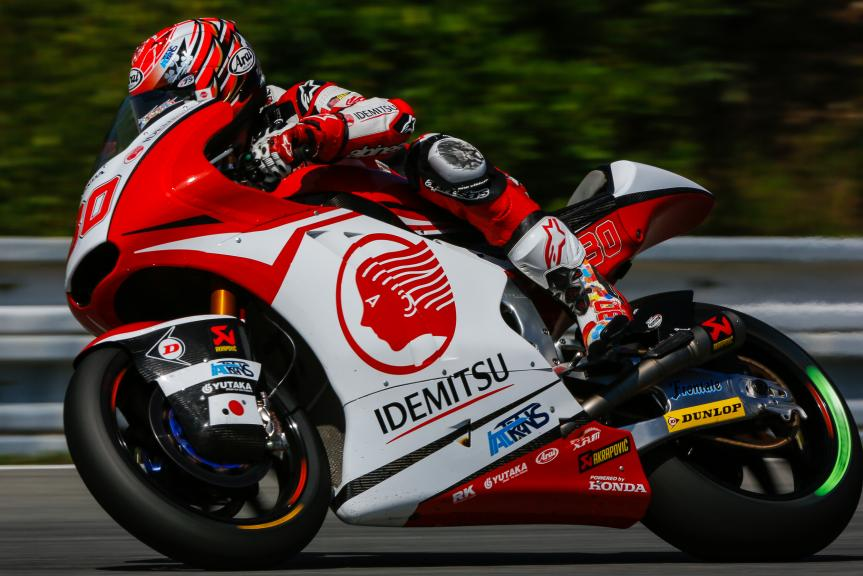 Takaaki Nakagami, Idemitsu Honda Team Asia, Monster Energy Grand Prix České republiky