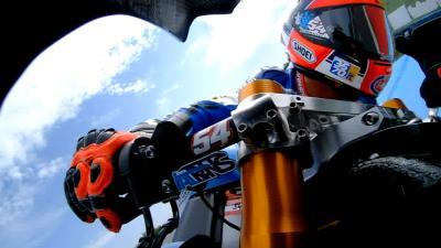 Free Video: Die Pole-Runde von Pasini zum #CzechGP