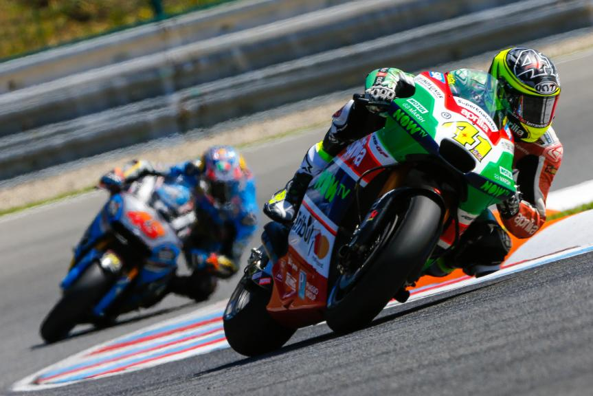 Aleix Espargaro, Aprilia Racing Team Gresini, Monster Energy Grand Prix České republiky