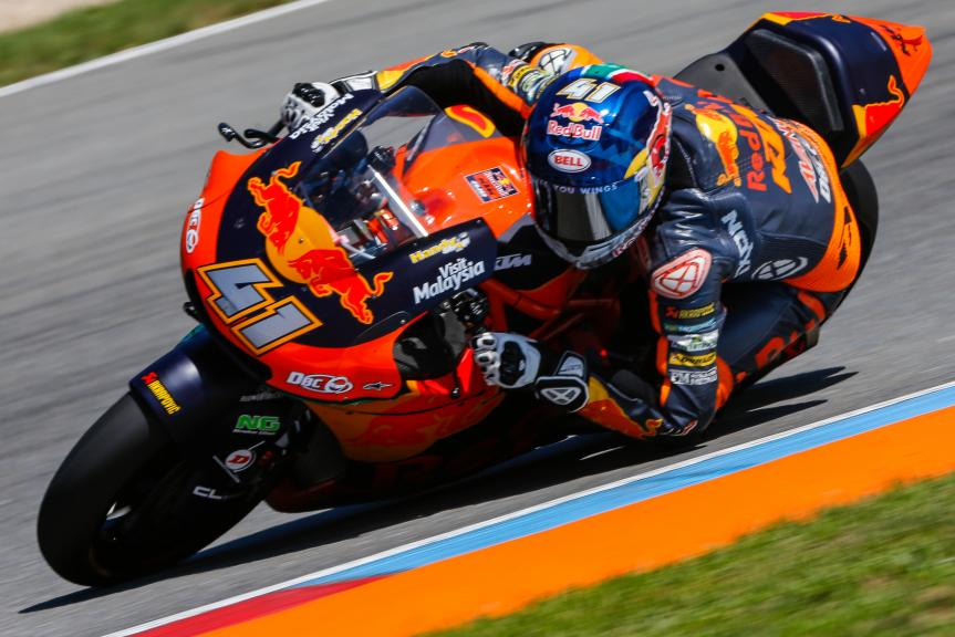 Brad Binder, Red Bull KTM Ajo, Monster Energy Grand Prix České republiky