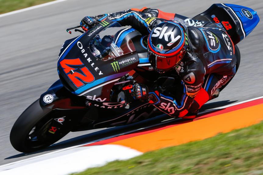 Francesco Bagnaia, Sky Racing Team VR46, Monster Energy Grand Prix České republiky