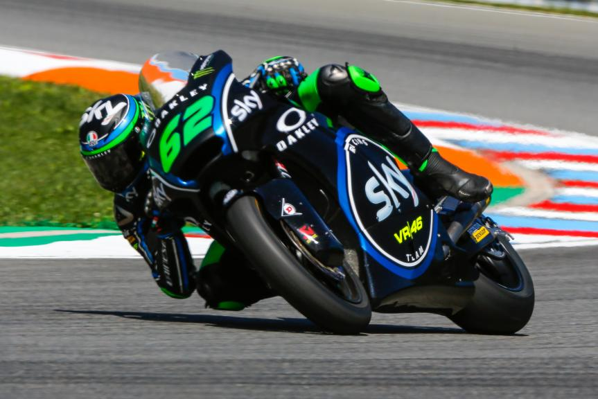 Stefano Manzi, Sky Racing Team VR46, Monster Energy Grand Prix České republiky