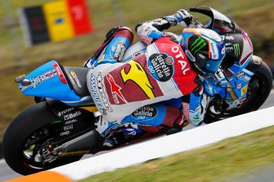 Alex Marquez leads Morbidelli in FP3