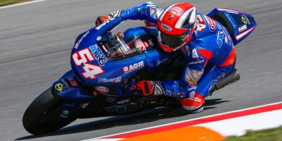 Pasini bests Oliveira to take first pole since 2007
