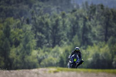 Bulega bounces back in incident-filled FP3 to go top