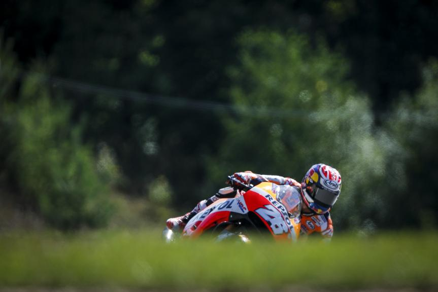 Dani Pedrosa, Repsol Honda Team, Monster Energy Grand Prix České republiky