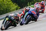 Maverick Vinales, Johann Zarco, Monster Energy Grand Prix České republiky
