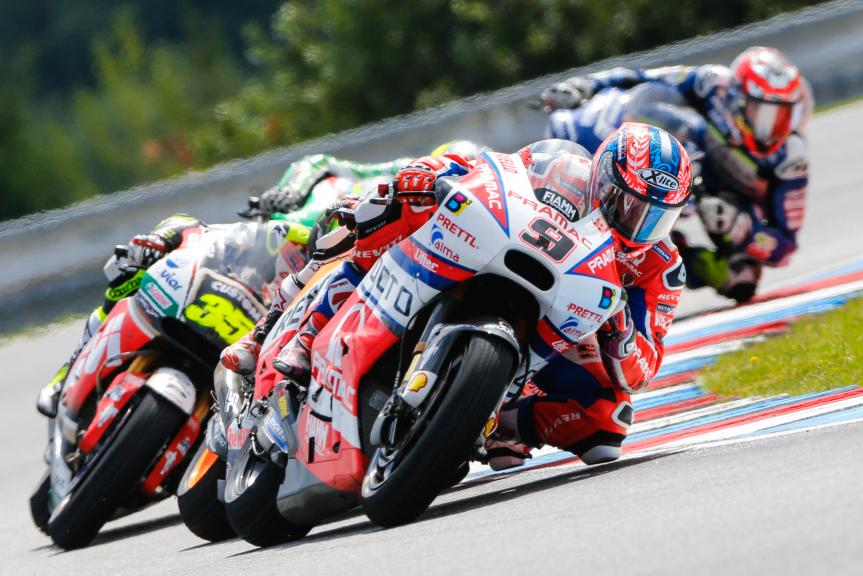 Danilo Petrucci, Octo Pramac Racing, Monster Energy Grand Prix České republiky