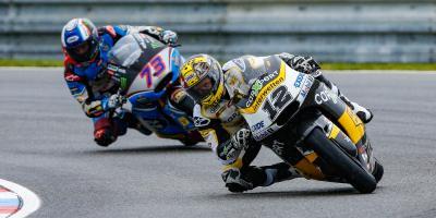 Luthi gana una carrera de locos en #CzechGP