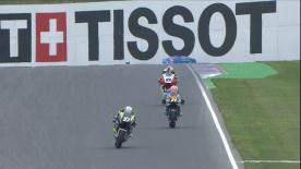 The complete Warm Up session for the Moto2? World Championship at the #CzechGP.