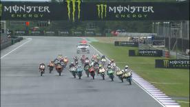 The full race session at the #CzechGP of the Moto3? World Championship.