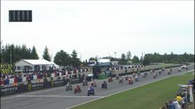The full race session at the #CzechGP of the Moto3™ World Championship.