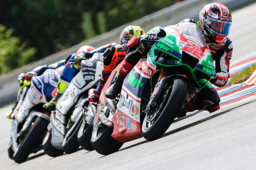 Sam Lowes, Aprilia Racing Team Gresini, Monster Energy Grand Prix České republiky