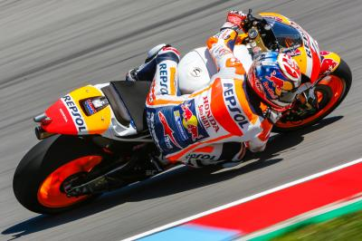 """One lap too late"" – but Pedrosa takes his 150th podium"