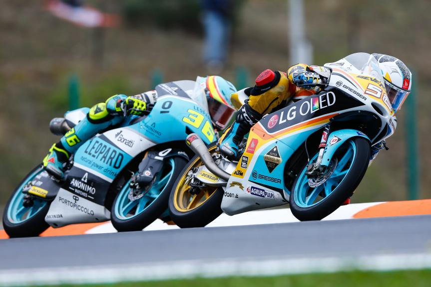 Moto3, Monster Energy Grand Prix České republiky