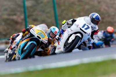 McPhee slices through to sixth in a stunning #CzechGP