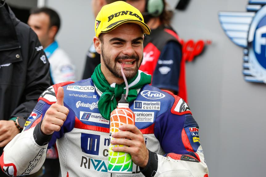 Romano Fenati, Marinelli Rivacold Snipers, Monster Energy Grand Prix České republiky