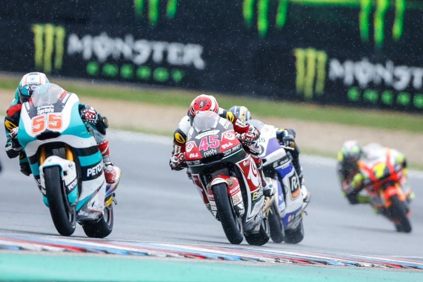 Moto2, Monster Energy Grand Prix České republiky