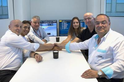 Bastianini 2018 mit Leopard Racing