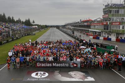 Remembering Angel Nieto