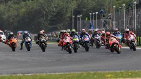 All the action from the full race session of the MotoGP™ World Championship at the #CzechGP.