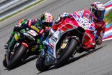 Andrea Dovizioso, Johann Zarco, MotoGP Test, Czech Republic