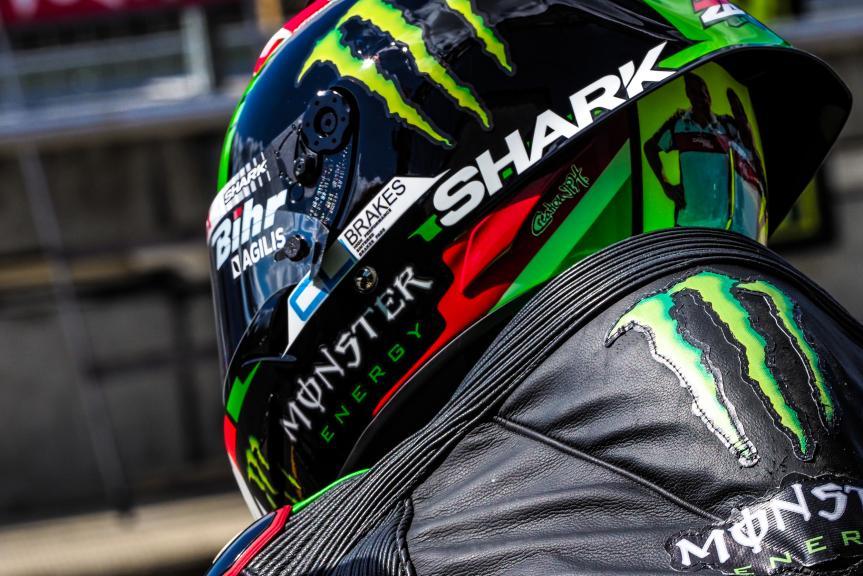Johann Zarco, Monster Yamaha Tech 3, MotoGP Test, Czech Republic