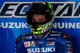 Andrea Iannone, Team Suzuki Ecstar, MotoGP Test, Czech Republic