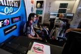 Tito Rabat, EG 0,0 Marc VDS, MotoGP Test, Czech Republic