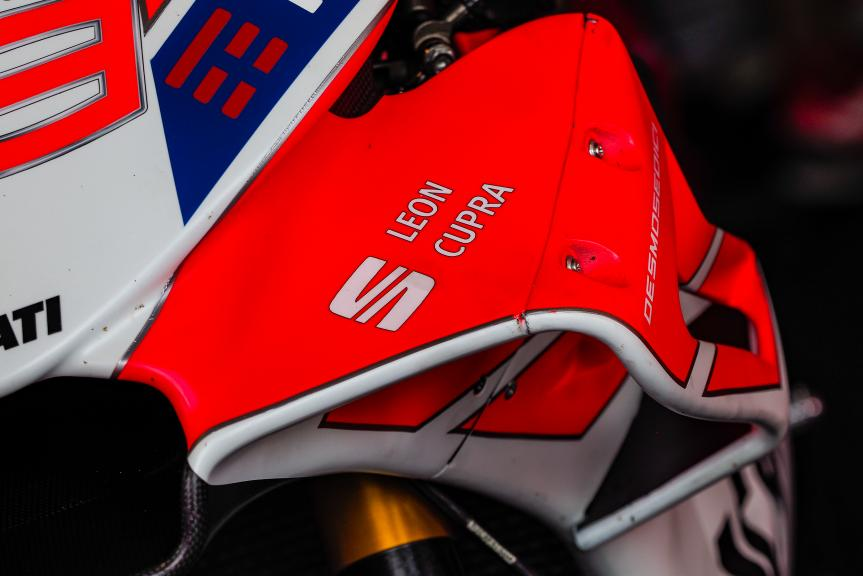 Jorge Lorenzo, Ducati Team, MotoGP Test, Czech Republic