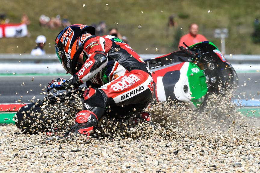 Sam Lowes, Aprilia Racing Team Gresini, Monster Energy Grand Prix České republiky ©Jaco Veenstra