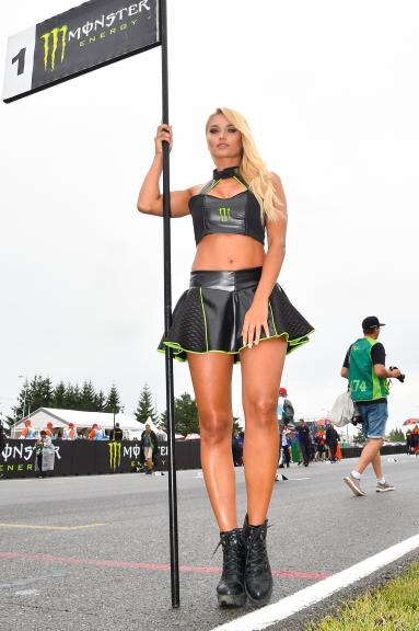 Paddock Girls, Monster Energy Grand Prix České republiky ©Robert Sobcak