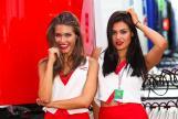 Paddock Girls, Monster Energy Grand Prix České republiky ©Robert Sobcak