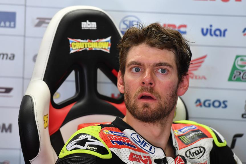 Cal Crutchlow, LCR Honda, Monster Energy Grand Prix České republiky