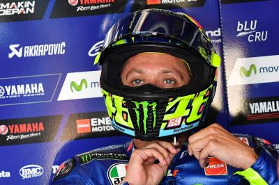 """Rossi: """"The Championship is still open"""""""