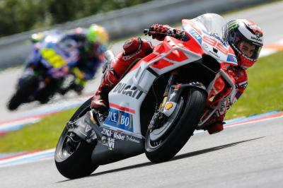 Lorenzo: 'Auf dem Papier passt Ducati perfekt zur Strecke'