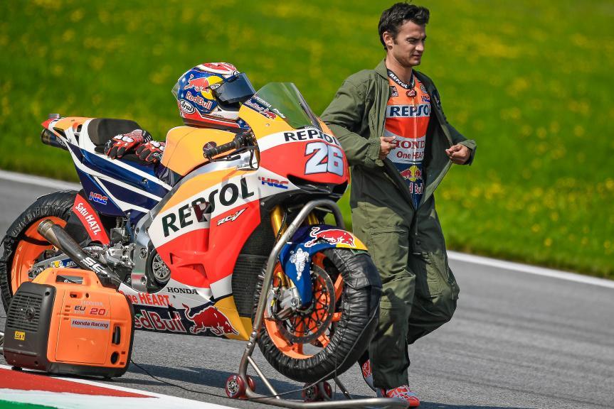 Pre-Event, NeroGiardini Motorrad Grand Prix von Österreich