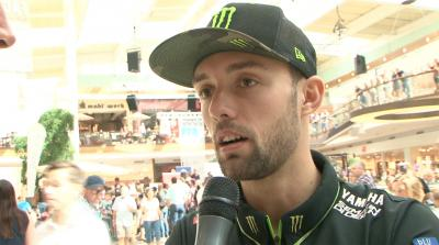 Folger talks about missed opportunities in Brno