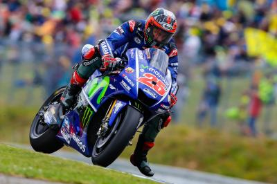 "Viñales: ""We have to be on the podium at the next races"""