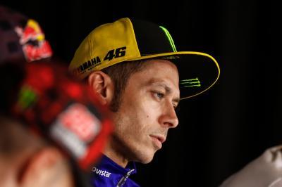 Rossi über die Gewinnchancen von Ducati in Österreich 2017