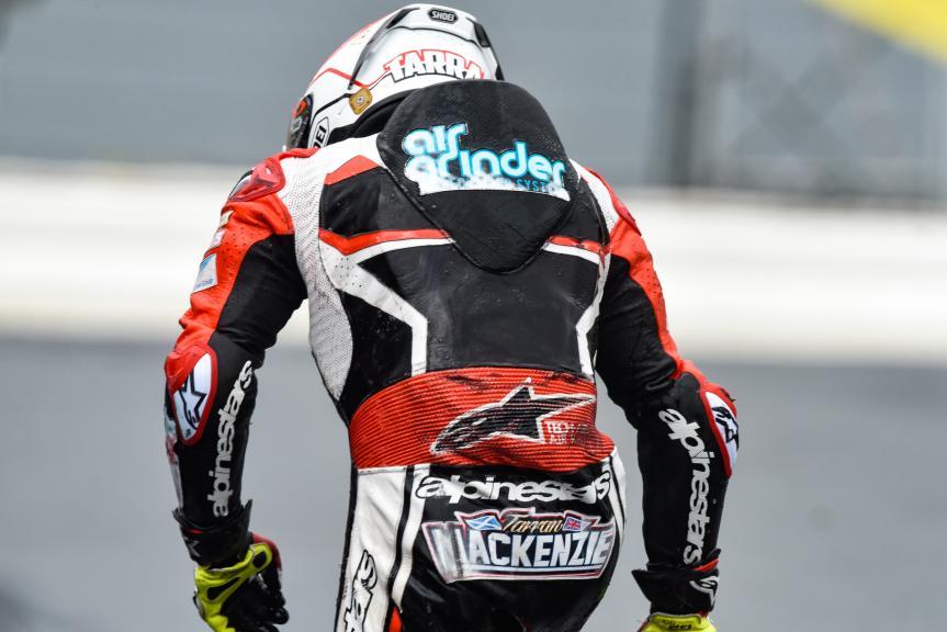 Tarran Mackenzie, Kiefer Racing, NeroGiardini Motorrad Grand Prix von Österreich