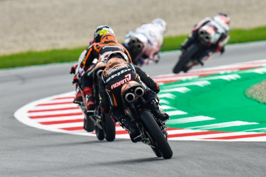 Adam Norrodin, SIC Racing Team, NeroGiardini Motorrad Grand Prix von Österreich