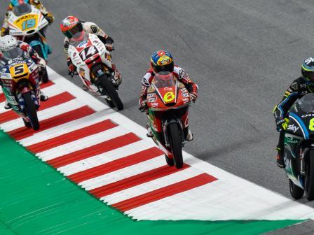 Moto3, Free Practice, NeroGiardini Motorrad Grand Prix von